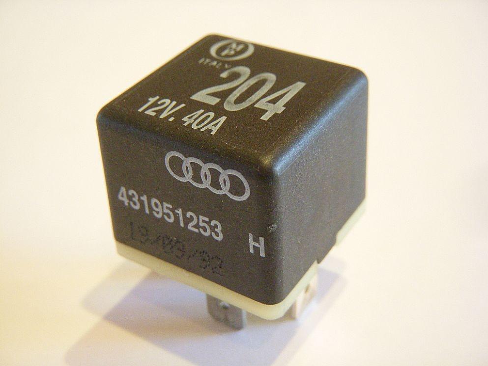 C4 Urs4 S6 Starting Circuit Audiworld Forums