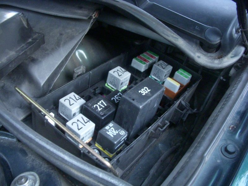 Audi A4 Relay Diagram - Online Wiring Diagram