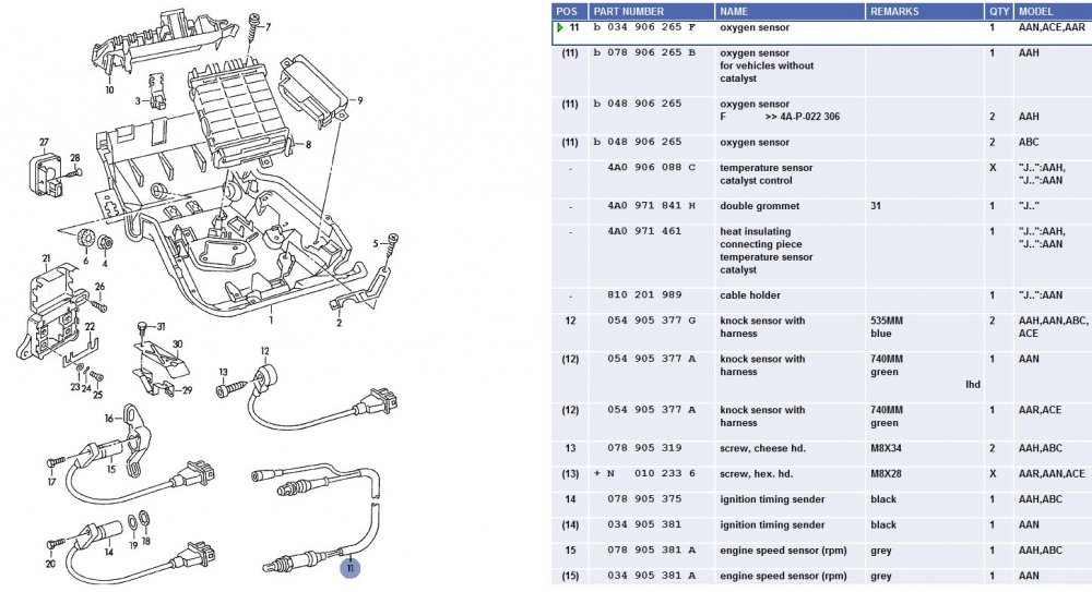 54o0v Dodge Stratus Sxt Dodge Stratus Check Engine Light furthermore 2003 Ford Taurus Cooling System Diagram moreover Check Engine Code Po132 69466 as well T25860920 Location camshaft position sensor 2005 also 2006 Toyota Rav 4 Engine Diagram. on ford knock sensor location