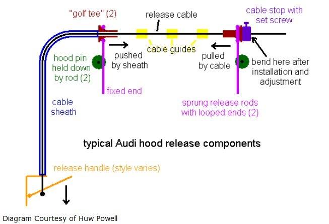 Audi A4 Hood Latch Diagram Free Download Wiring Diagrams Schematicsrhfairandfrugalco: 09 Audi Q7 Wiring Diagram At Elf-jo.com