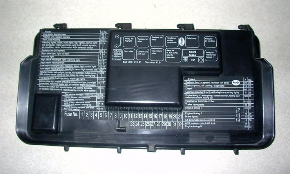 s2 fuse box s2forum the audi s2 community rh s2forum com 2004 Audi A4 Fuse Box 2004 Audi A4 Fuse Box