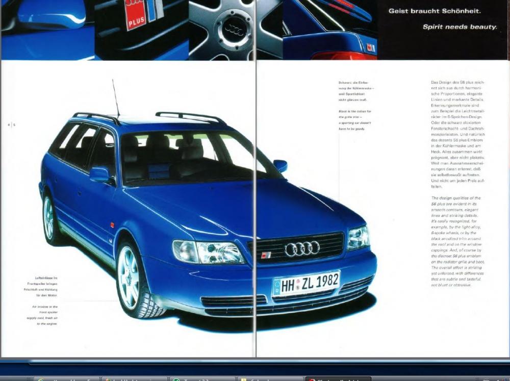 2011 Audi A6 Brochure | Upcomingcarshq.com