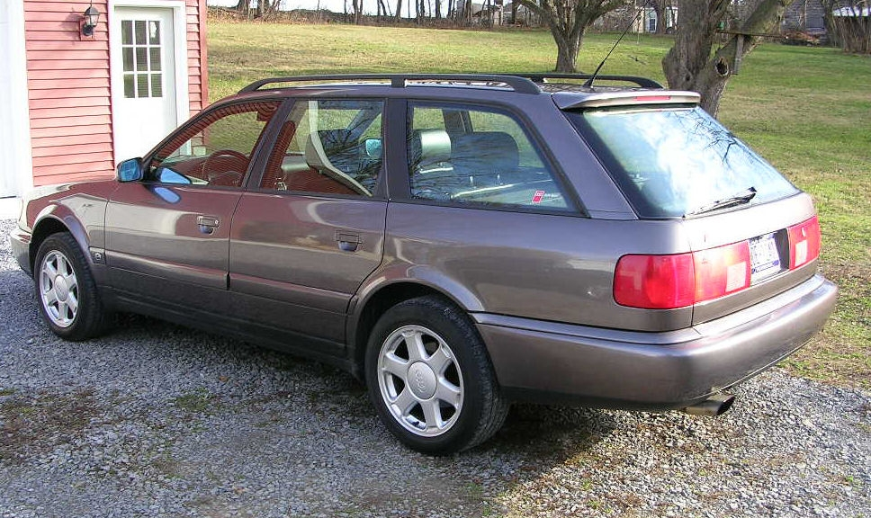 C4 Avant Hatch Removal Probably B4 Hatch Too S2forum The Audi S2 Community