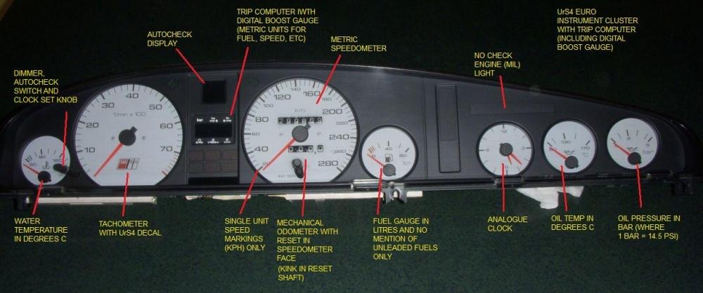 Adjusting The Urs Clock Audiworld Forums