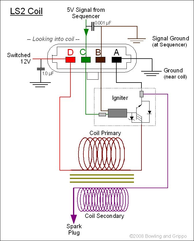 ls2_coil_schematic quattroworld com forums wiring to your coil pack is likely borked Miata Coil Pack Wiring Diagram at sewacar.co